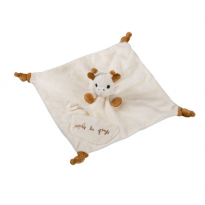 Comforter With Soother Holder