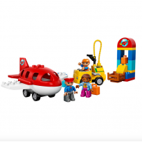Duplo town airport