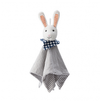 LEKA Comfort blanket with soft toy