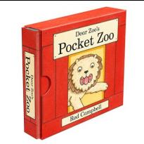 Dear Zoo's Pocket Zoo
