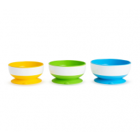 Stay Put Suction Bowls