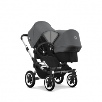 Donkey duo pushchair complete set