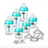 Advanced Anti Colic Starter Bottle Kit