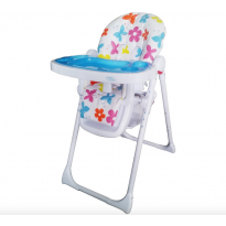 Hi Lo Burst Recline Highchair