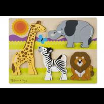Safari Chunky Jigsaw Puzzle
