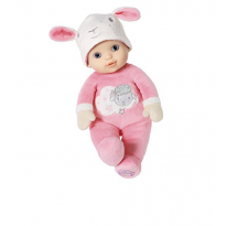 30 cm Newborn Doll with Rattle