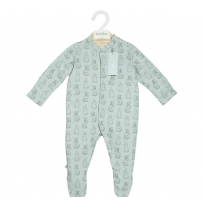 Wild Cotton Organic Sleepsuit Rabbit