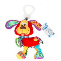 Activity Friend Puppy Stroller Toy