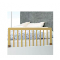 Wooden Bed Guard Natural