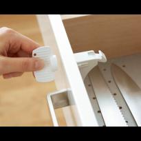Adhesive Magnet Lock and key