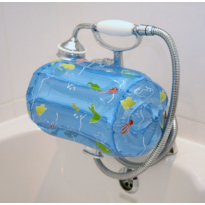 Inflatable Bath Tap Guard