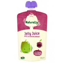 Jelly Juice Apple and Blackcurrant  12m+