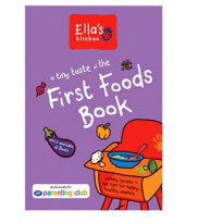 Mini Edition First Foods Book