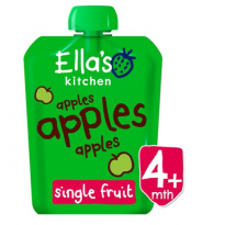 Apples Apples Apples Super Smooth Puree 4m+