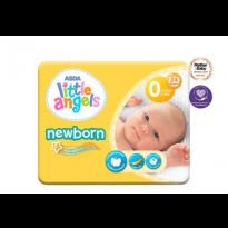 Newborn Tiny Baby Nappies Size 0