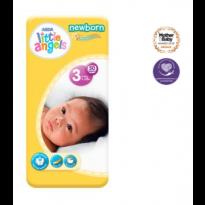 Newborn Size 3 Nappies