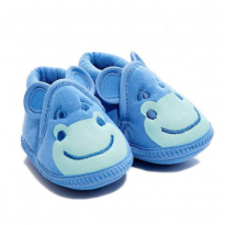 Animal Slippers in Blue