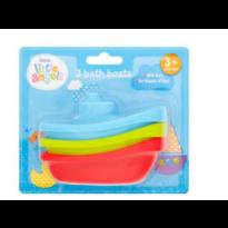 3 Bath Boats 3m+