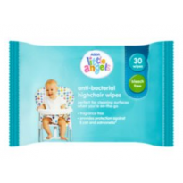 Anti-Bacterial Highchair Wipes