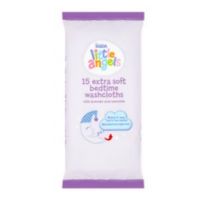 Extra Soft Bedtime Washcloths