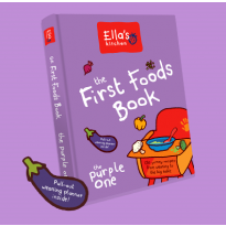 The First Foods Cookbook