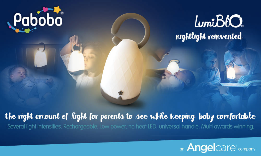 LumiBlo Magic Nightlight PABOBO