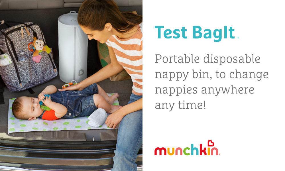 baby test bag it munchkin