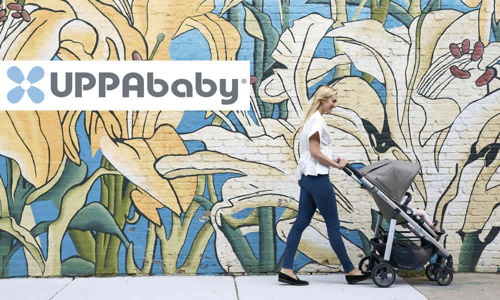 cruz pushchair uppababy