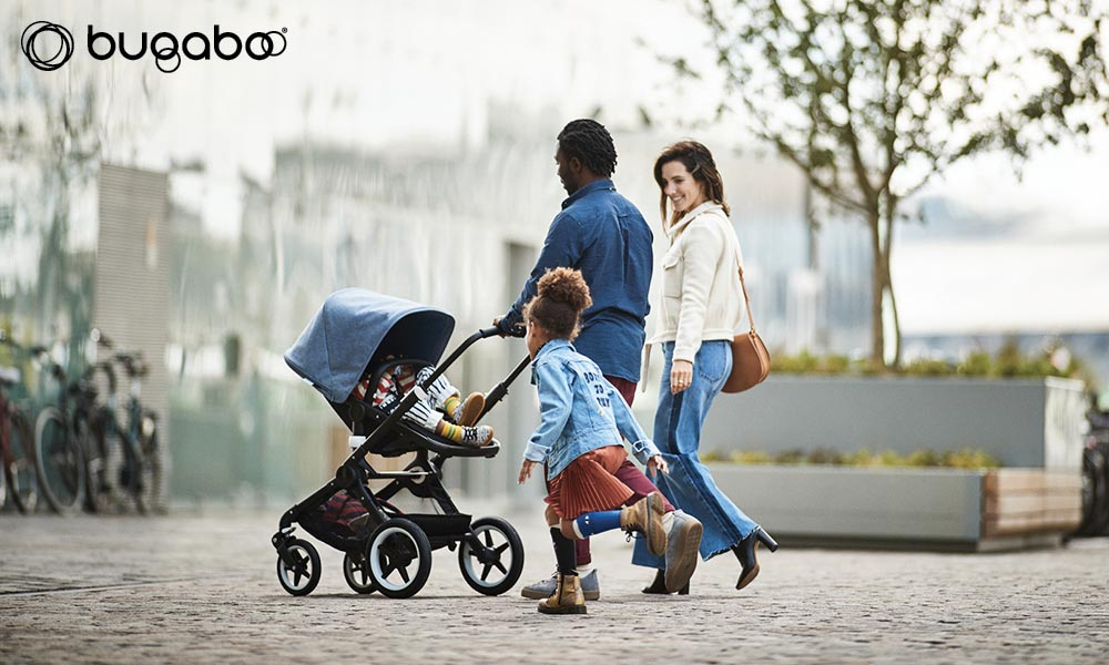 fox pushchair bugaboo