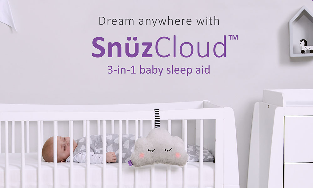 Baby Test Snuz Baby sleep aid