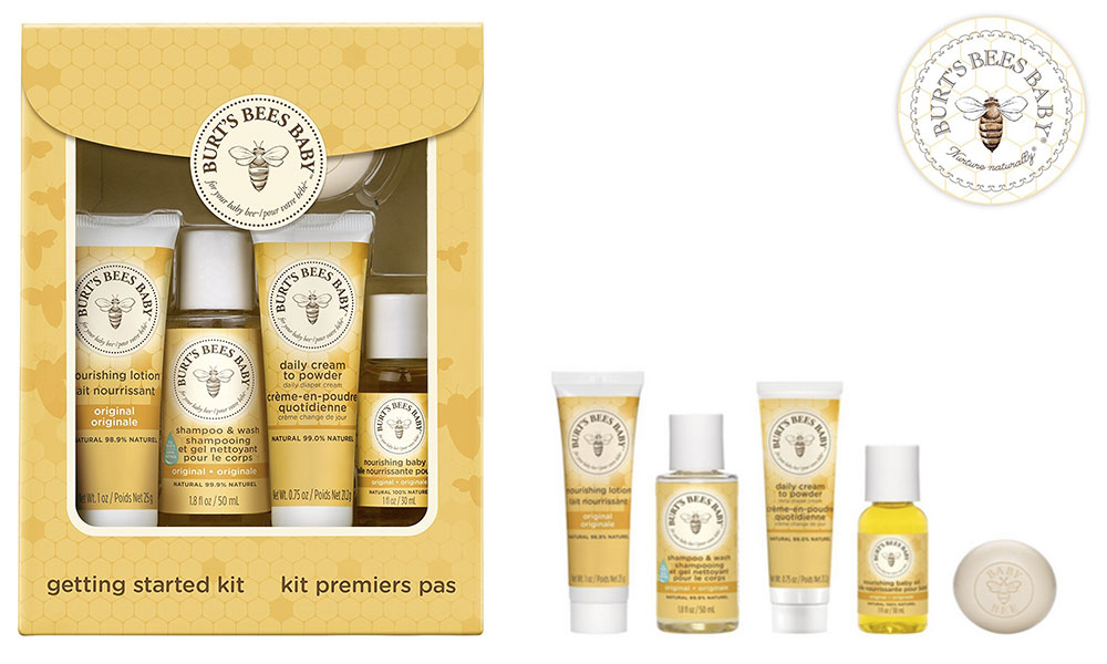 Getting Started Kit burt's bees
