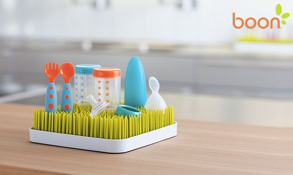 BGrass Countertop Drying Rack BOON