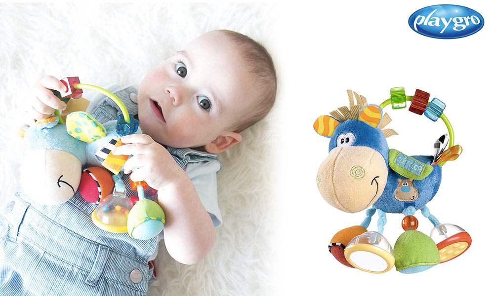 Activity Rattle from playgro