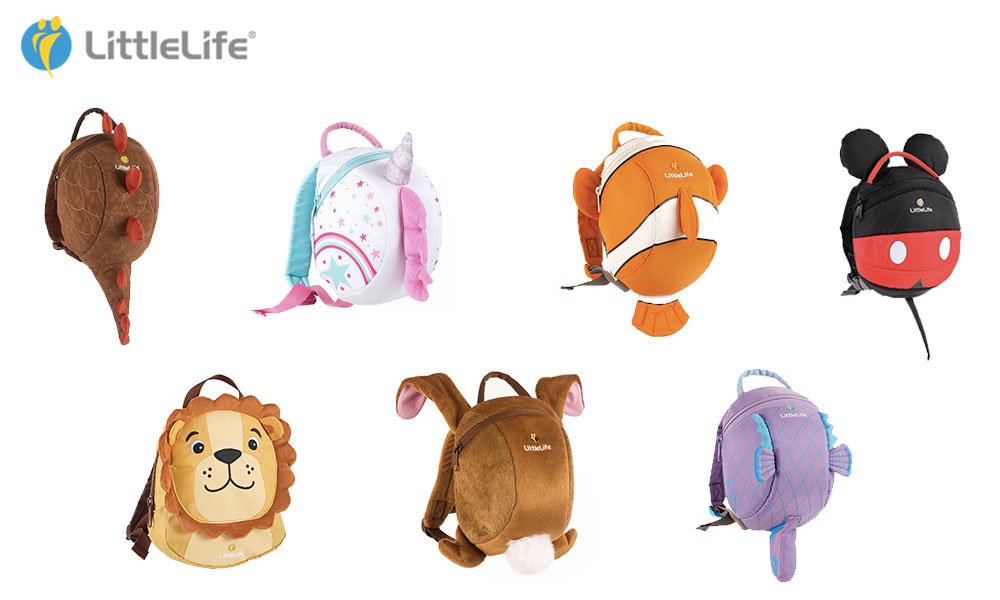 Toddler Backpack with rein LITTLE LIFE